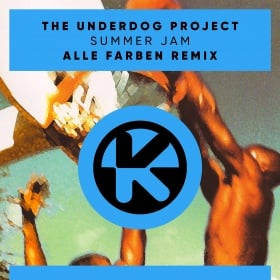 THE UNDERDOG PROJECT - SUMMER JAM (ALLE FARBEN REMIX)